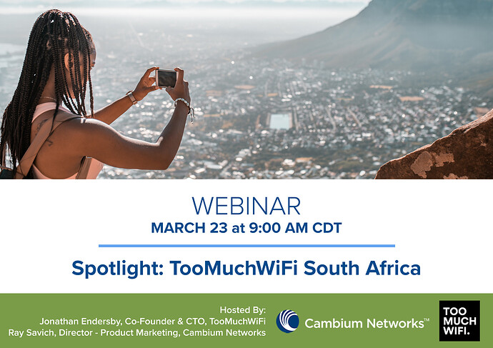 Webinar Graphic (Spotlight - TooMuchWifi South Africa)
