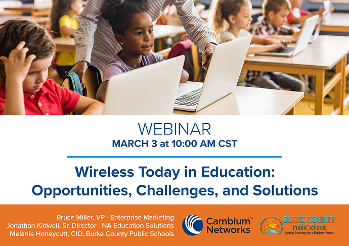 Webinar Social Media Graphic EDU Track - Wireless Opportunities, Challenges, Upcoming Solutions