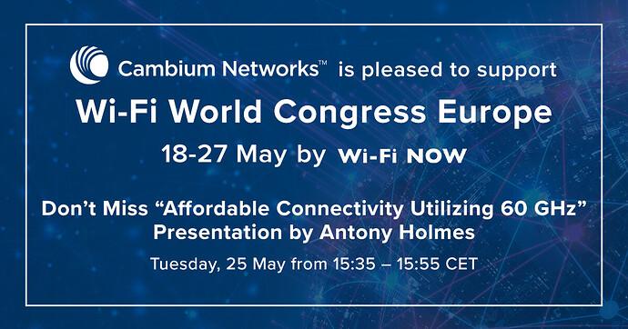 Wi-Fi World Congress Europe Facebook Banner 4