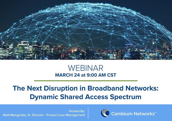 Webinar Social Media Graphic SP Track - The Next Disruption in Broadband Networks