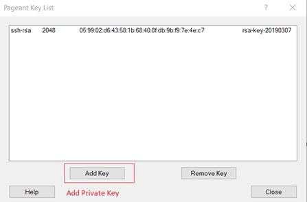 Management Access using SSH Keys and Radius Authentication Methods