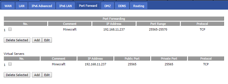 Unable To Port Forward - Cambium Networks Community