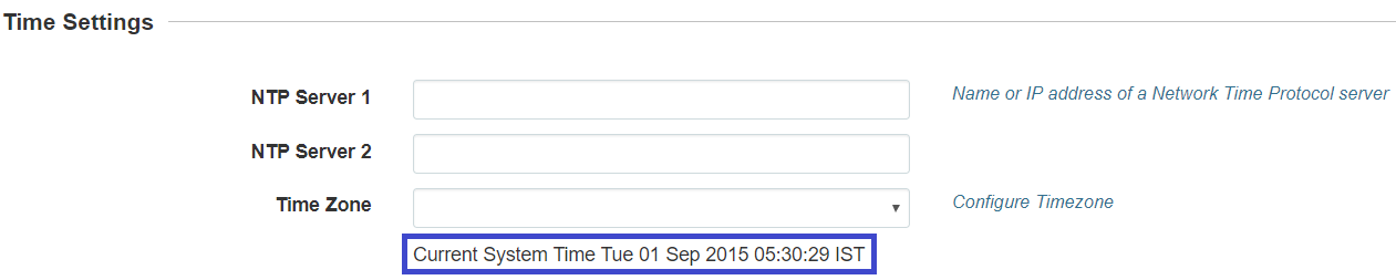 NTP Configuration and Troubleshooting for Date/Time